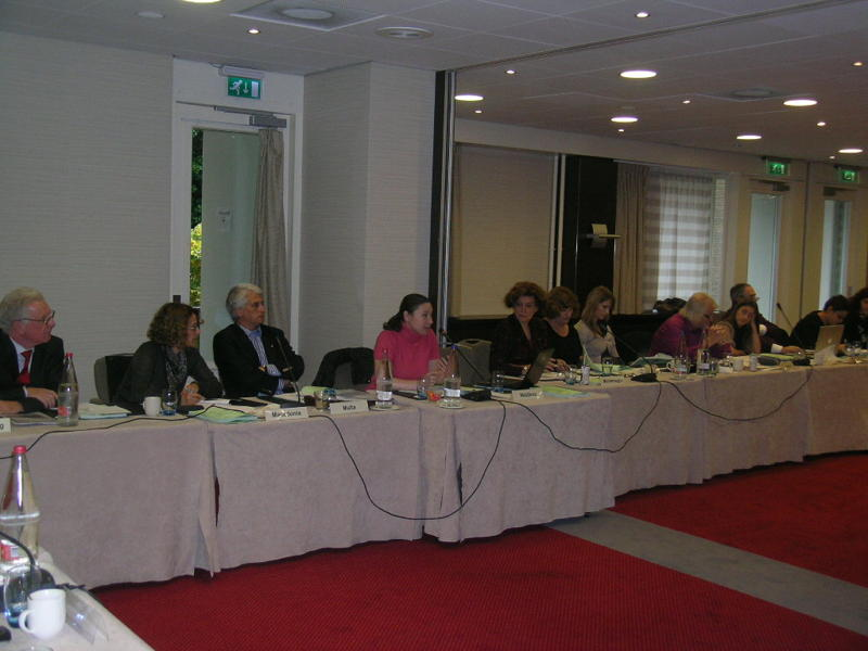 Conferinţa AIPCE 2010, Amsterdam, Olanda